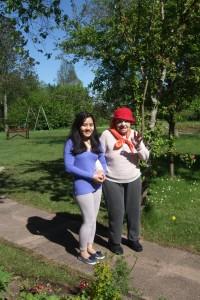 Felma and Moireen